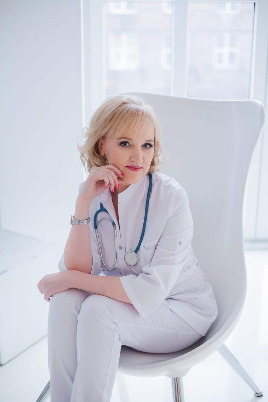Врач эндокринолог Либеранская Наталья Сергеевна
